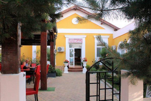 Pension Coral in Sulina - direkt an der Donau