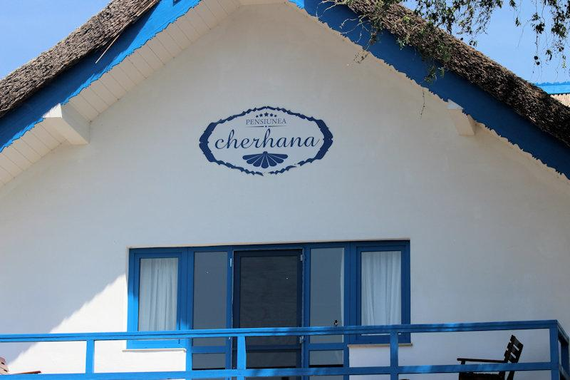 Pension Cherhana in Crisan - direkt an der Donau